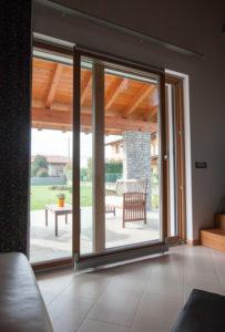 serramenti alluminio e legno